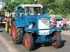 Een onbekende blauwe Deutz (Oldtimer Traktorentreffen 2010)
