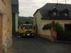 de betonpompwagen komt aan (jul 2011)