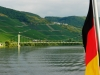 Boottocht Bernkastel - Kröv - hangbrug Wehlen (sept 2013)