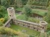 Burg Eltz - kogels (okt 2012)