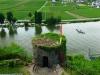 Burg Metternich – wachttoren (juli 2013)