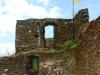 Burg Metternich – binnenplaats (juli 2013)