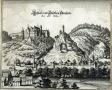 Burg Bosselstein - samen met Burg Oberstein (links) (okt 2018)