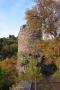Burg Bosselstein - restant toren (okt 2018)