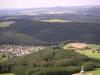 Burgruine Nürburg - uitzicht op dorp (aug 2004)