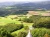 Burgruine Nürburg - uitzicht op heuvels (aug 2004)