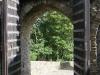 Burgruine Nürburg - poort (aug 2004)