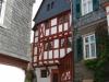 oudste huis Enkirch - verstopt (juli 2012)