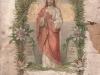 Aandenken aan de eerste Heilige Communie