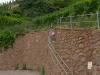 Kletterweg 2011 na 5 min: een comfortabele trap