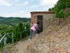 Kletterweg 2011 na 24 min: een schuilplaats voor als het regent