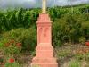 Kletterweg 2011 na 1 u 43 min: nog een gedenkteken