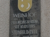 Weinhof Robert Schuman-Strasse 56 (1725) - geschiedenis (aug 2011)