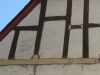 gerepareerd vakwerk Pfarr Haus (juni 2012)