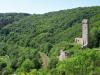 Monreal Burgenwandeling - zicht op de Philippsburg (mei 2018)