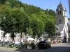 Monschau - marktplein (aug 2004)