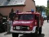 Als eerste de brandweer (Oldtimer Traktorentreffen 2008)