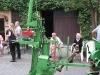 Houtklover achter een Deutz (Oldtimer Traktorentreffen (2008)