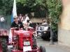Een Fahr traktor (Oldtimer Traktorentreffen (2008)
