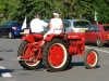 Oldtimertreffen 2012 – rood; een Mc Cormick International (aug 2012)