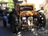Oldtimertreffen 2012 – donkerblauw; achterkant Tractormobil (aug 2012)