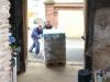 800 kilo leemstenen (juni 2016)