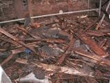 de resten van het dak (2009)