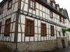 Pünderich - Altes Winzerhaus uit de 17e eeuw (juli 2012)