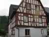 Pünderich - vakwerkhuis uit 1631 (juli 2012)