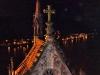 Rheinstein - kapel met uitzicht op de Rijn (okt 2017)