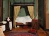 Rheinstein Museum - slaapkamer op de Prinsessenetage (okt 2017)