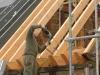 vastzetten dakbalken (nov 2012)