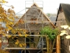 oude gevel en nieuw dak (nov 2012)