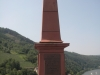 Traben-Trarbach - monument Trarbach (juli 2006)