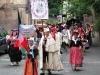 Trachtentreffen 2008 – Trachtengruppe  L' Adouréenne de Tarbes – Bigorre Hautes Pyrénées, Frankrijk