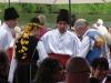 Trachtentreffen 2012 ? Engelsman leert Servische danspassen