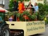 Trachtentreffen - Festwagen Pippin der Kleine (juli 2014)