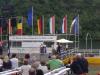 Trachtentreffen - drijvende podium (juli 2017)