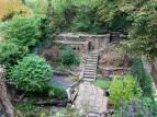 tuin van bovenaf (okt 2020)