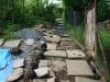 pad naar boven (juli 2012)