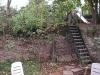 Hier ongeveer komt de trap (okt 2008)