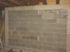 nieuwe muur met ringanker (juli 2013)