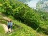 Wandeling Landal - tussen de wijnvelden (mei 2015)