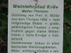 Weinlehrpfad - Infobord Muller-Thürgau (aug 2011)