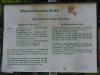 Weinlehrpfad - Inforbord werkzaamheden wijnboer (aug 2011)