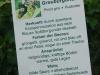 Weinlehrpfad - Infobord Grau Burgunder (aug 2011)