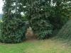 Weinlehrpfad - De toegang tot de oude Joodse begraafplaats (aug 2011)