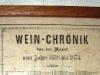 Wein-Chronik von der Mosel 1638-1874 in het Dreigiebelhaus (2008)