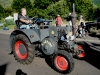 Een Lanz Bulldog van rond 1939 (Oldtimer Traktorentreffen 2010)