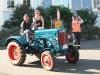 Een Hanomag R16 (Oldtimer Traktorentreffen 2010)